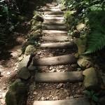 Stairs, Jima Waterfalls