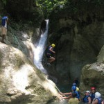 27 Waterfalls of Damajagua