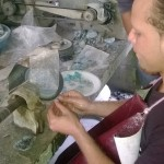 Larimar workshop