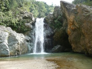 Jarabacoa Waterfalls